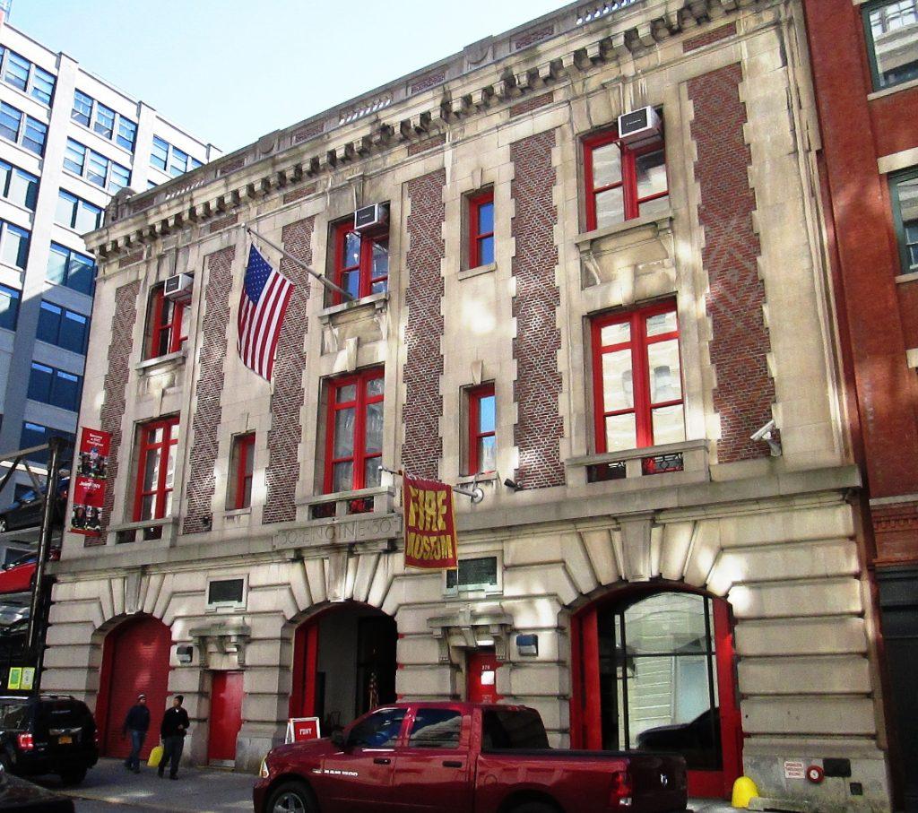 Sejarah Singkat Museum Kebakaran Di Kota New York